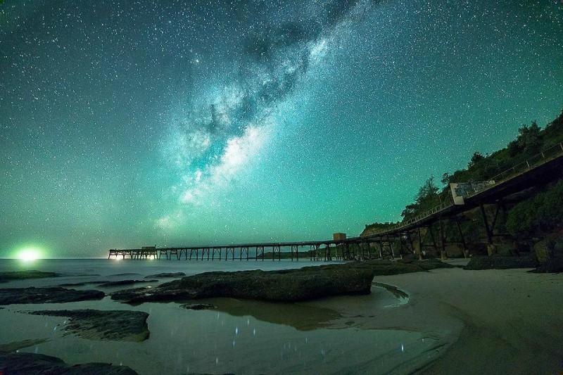 Австралийское небо