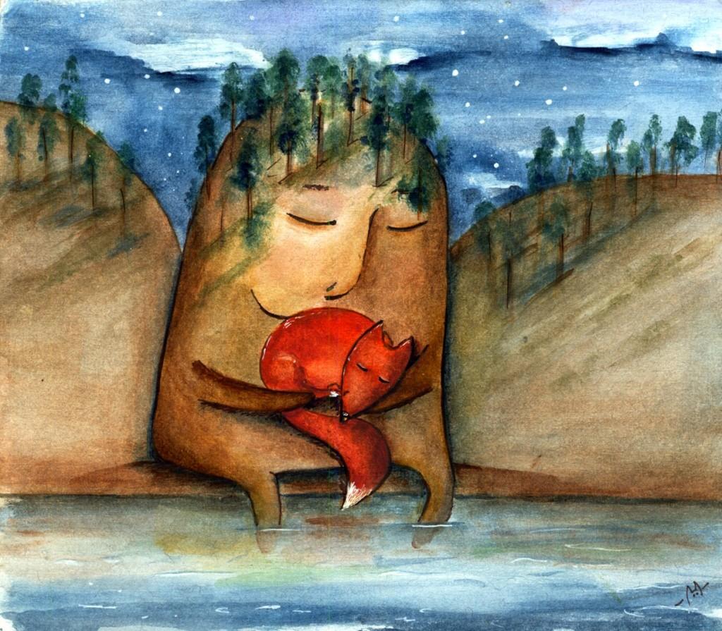Иллюстрация: Марина Зверкова