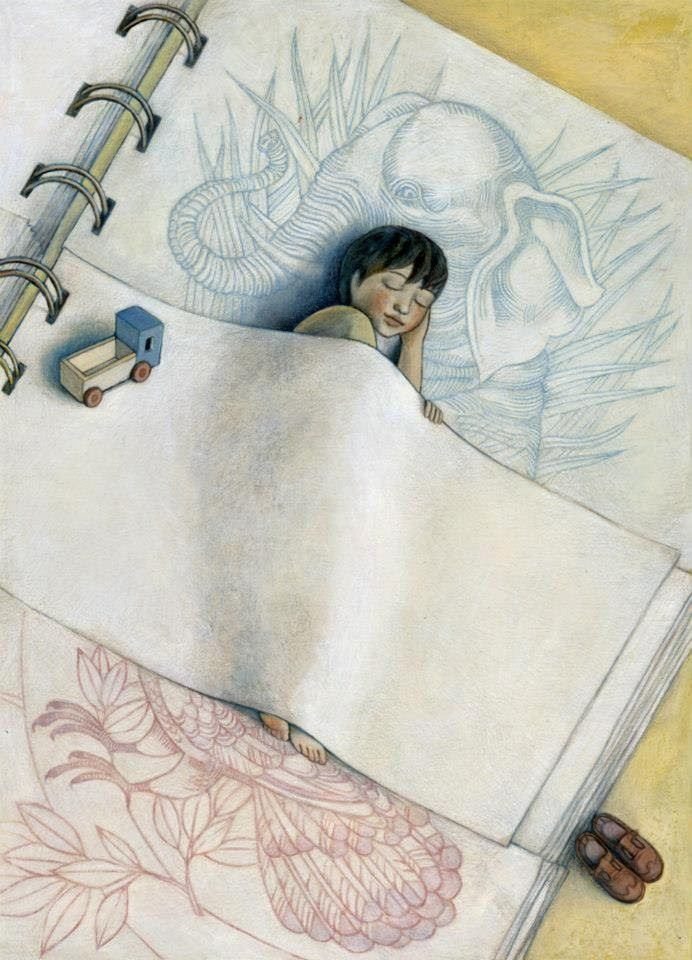 Иллюстрация: Anna Forlati
